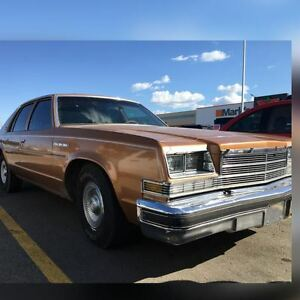 Classic Buick lesabre, excellent condition