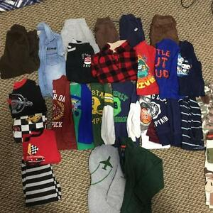 EUC boys 4T lot