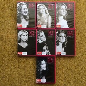 Sex And The City Complete DVD Series 1-6 Perth Northern Midlands Preview