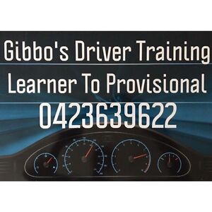 Gibbo's driver training Newcastle Newcastle Area Preview
