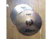 """ZBT 14"""" Hi Hats"""