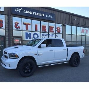RIMS AND TIRES FINANCE FOR FORD DODGE RAM CHEVROLET GMC TOYOTA Kawartha Lakes Peterborough Area image 3