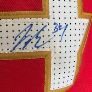 NHL Florida Panthers Reimer Autographed Jersey NWT