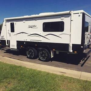 2015 Jayco Journey Outback SUIT NEW VAN BUYER used once Buddina Maroochydore Area Preview