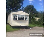Marton mere blackpool selection of Caravans for rent
