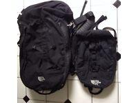 The North Face Dual Rucksack (85L): Black