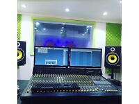RECORDING STUDIO SPACE FOR DRY HIRE