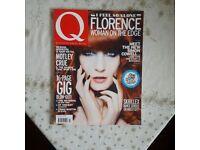 Q Magazines- Florence & The Machine Bundle