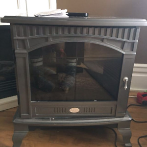 Dimplex Electric fireplace/heater for 400sq ft (DS5629)