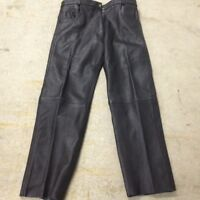 Women's Leather pants.