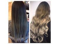Professional Hair Extensions ~English Rose Extensions~ Birmingham city centre salon, 100% human hair