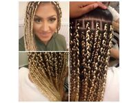 *Offer On Box Braids Till 20th Dec 16*-More Afro/European Styles Available!!