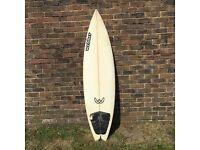 """6' 4"""" Webber Afterburner Surfboard"""