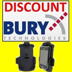 Bury-Cradle-Blackberry-9800-9810-Torch-THB-System-8-Take-Talk-Car-Kit-Holder