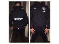 Official West Ham united rain jacket