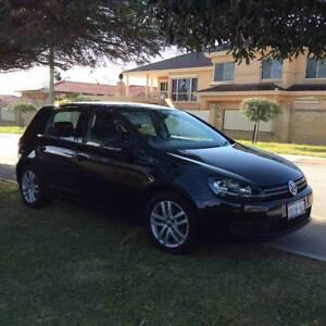 2010 Volkswagen Golf Hatchback Beaconsfield Fremantle Area Preview