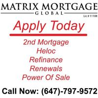 Specializing in 2nd 3rd Construction & Private Mortgages