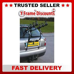 BRAND-NEW-VERONA-CAR-3-BIKE-REAR-MOUNTED-RACK-QUALITY-CYCLE-CARRIER-PER500-BLACK