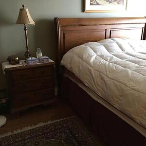 Kincaid Solid Oak Bedroom Set