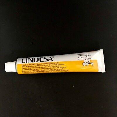 1 Lindesa Handcreme Bienenwachs 50 ml  Hautschutzcreme Tube Pflegecreme ()
