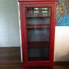 Vintage China Cabinet Clifton Beach Cairns City Preview