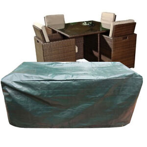 Waterproof Large 4-6 seater Patio Furniture Table Chair set Protection Cover
