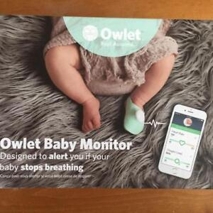 Owlet Baby Monitor - Brand New In Box