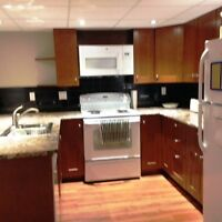 PROFESSIONALLY RENOVATED NEW 1 BEDROOM SUITE IN CRESCENTS