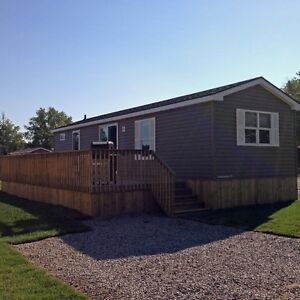 Trade your RV for a Park Model Home in Niagara On The Lake!