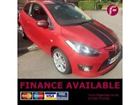 Mazda 2 Sport 1.4 3dr - Only 2 Owners - New MOT & Service - Free Warranty - Perfect Christmas Gift