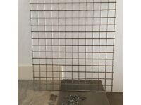 Habitat Kitchen wall mounted utensils frame