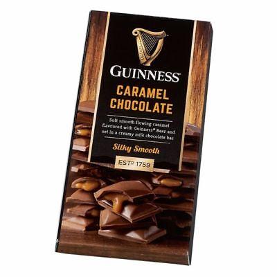 Guinness Luxury Milk Chocolate Caramel Bar Gift Stocking christmas present dad