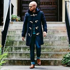 Luxury Tommy Hilfiger duffle jacket
