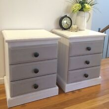 Solid Pine Pair of bedsides Cleveland Redland Area Preview