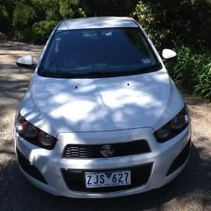 2012 Holden Barina Hatchback Mount Eliza Mornington Peninsula Preview