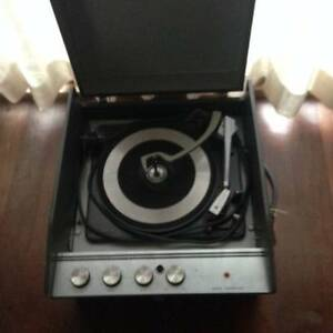 VINTAGE FERGUSON 3600 RECORD PLAYER GARRARD PORTABLE TURNTABLE Ainslie North Canberra Preview