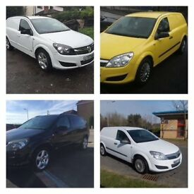 we buy vauxhall combo astra vans with snapped timing chains and gearbox problems