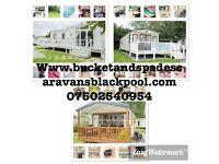 Blackpool Haven Marton Mere , family caravan holidays
