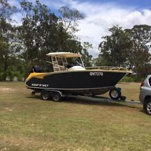 Alloy Custom Off Shore Fishing Boat Gold Coast North Preview