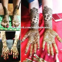 Wedding & Eid Henna (Mississauga, Brampton, Milton & more)