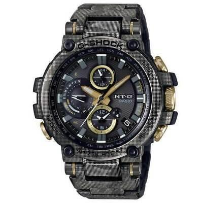 New Casio G-Shock Multi-Band 6 Atomic Solar Camo Limited Edition MTGB1000DCM-1 Multi Band Atomic Solar Watch