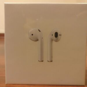 Apple Airpods - BRAND NEW / SEALED