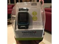 TOMTOM GOLFER 2 GPS WATCH - BLACK- LARGE