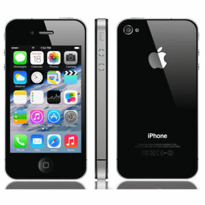 Iphone 4s black 64gb unlocked