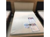 NEW 4ft Small Double fabric bed frame