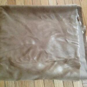 "NEW CUT OF VELOUR PLUSH FABRIC 65X41"" PAID $45"