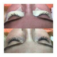 Half Off - High Quality - Eyelash Extensions!