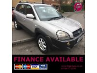 Hyundai Tucson CDX 2.0 Diesel 4x4 - Superb Specification - Great Value - Accompanied with Warranty!
