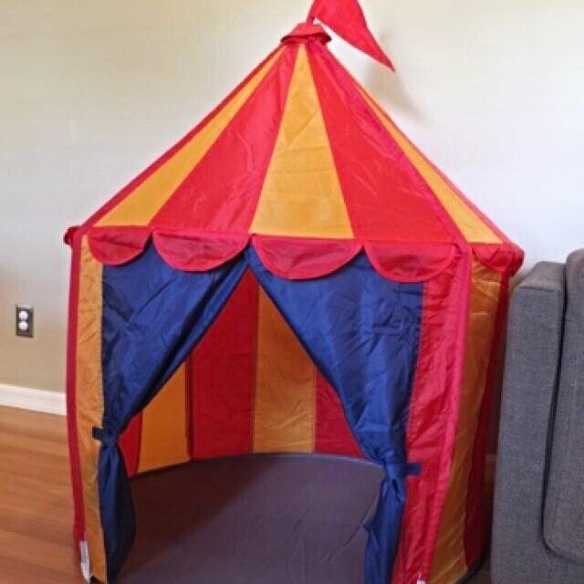 meet 3b667 138a6 IKEA circus children's Play tent Den CIRKUSTÄLT | in Ibstock,  Leicestershire | Gumtree