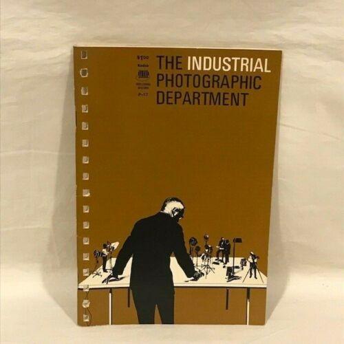 Kodak Profesnl Data Book - Industrial Photographic Dept - P-17 - 06/1968- G/VGC